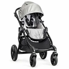 Baby Jogger City Select gemellare Charcoal Denim Nero