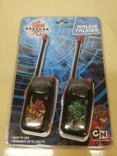 New Bakugan Walkie Talkies