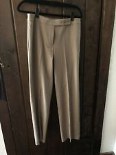 Sigrid Olsen Medium Brown Size 6 Slacks