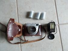 Vintage Altix-N  SMC Camera Tessar 2,8/50 6252168 Carl Zeiss Jena Picture Photo