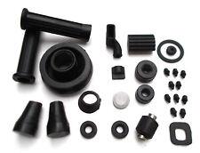 Vespa PK XL XL 2 50 80 125 Gummi Rubber Set Kit Rahmen NEU