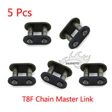 5x T8F Chain Master Link For Mini Moto Quad ATV Pocket Dirt Bike 43cc 47cc 49cc