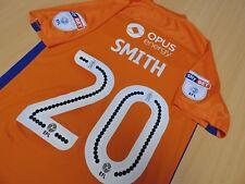 Northampton Town FC | 20 | George Smith | Original Match Worn tercera Camisa