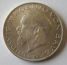BAYERN: 2 MARK 1914, LUDWIG III., JÄGER # 51, (Alb03C20), STGL.