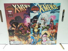 X-Men '92 Marvel Comic Book 1 2 Secret Wars Wolverine Rogue Storm Gambit Cyclops