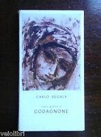 OPERA GRAFICA DI CODAGNONE - Carlo Segala - Edizioni d'Arte Ghelfi - 1969