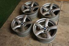 "4x Genuine BMW Z4 17"" Alloy wheels 5x120 Alloys E89 3 Series E90 E91 E92 E93 290"