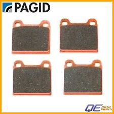 Porsche 911 912 914 RS 4-4 Disc Brake Pad set Pagid Racing 995541539