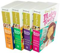 Enid Blyton Malory Towers 4 Book 12 Story Collection First Term, Second Form, Th