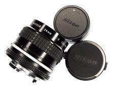 Nikon 24mm f2 Ais  #184754