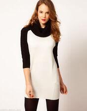 Karen Millen Cowl Neck Jumper Dresses