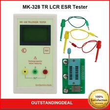 Mk 328 Tr Lcr Esr Tester Transistor Inductance Capacitance Resistance Esr Meter