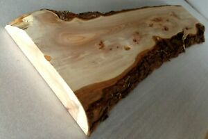 Yew - Character / Rustic Grade Timber Woodcraft Woodwork Waney / Live Edge Top