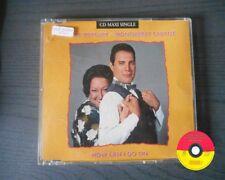 Freddie Mercury & Montserrat Caballe How can I Go On color1