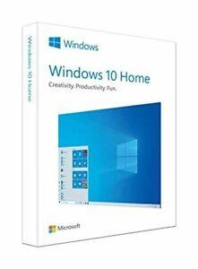 Microsoft Windows KW9-00475 10 HOME 32/64 Bit USB Flash Drive