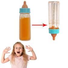 Bambole baby neonato reborn Magic bottiglie di latte che sparisce nel nulla succo di gioco di ruolo giocattolo