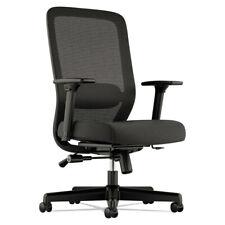Basyx VL721LH10 Hig-Back Mesh Swivel Task Chair for Office Desk, Black New