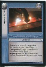 Lord Of The Rings CCG Card RotK 7.U15 Ancient Blade