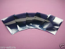 "300 Silver Gray Anti Static Shielding Bags 1.5"" x 3""_40 x 80mm"