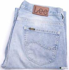 Lee Regular Mid Rise 34L Jeans for Men
