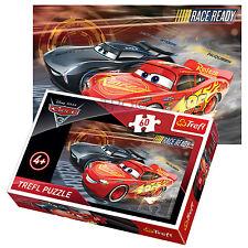 Trefl 60 pezzi Bambine Cars 3 Saetta McQueen Jackson STORM Puzzle