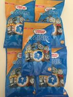 Thomas and Friends Minis Blind Bags Fisher Price 2018- 3 lot of 5 NEW