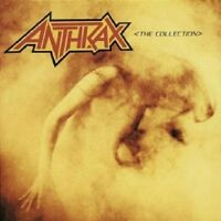 ANTHRAX - THE COLLECTION  CD  16 TRACKS HARD 'N' HEAVY/THRASH METAL BEST OF NEU