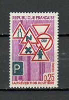 S24999) France 1968 MNH Traffic Safety 1v