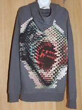Roger Waters The Wall Live Front Zip Women's XL Sweatshirt Pink Floyd