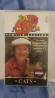 Talk To The Animals CATS Dr Harry Cooper VHS 1993