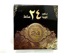 Bakhoor *OUD 24 HOUR* Best High Quality Bukhoor Fragrance Oudh Incense - New