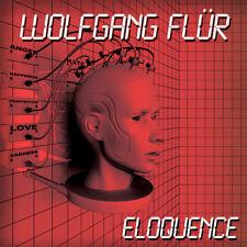 WOLFGANG FLUR - ELOQUENCE CD (Former Member of KRAFTWERK)I was a Robot