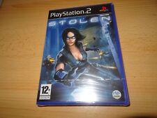 Robo de Sony Playstation 2 ps2 Nuevo Sellado PAL Versión