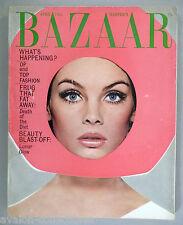 Harper's Bazaar - April, 1965 ~~ Richard Avedon