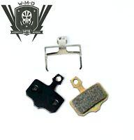 WMD Avid Sintered Brake Disc Pads to fit Elixir Cr, Elixir R, Elixir, SRAM