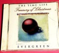 Time Life Treasury Christmas Evergreen CD
