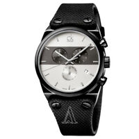 Calvin Klein K4B374B6 Eager Chronograph Men's Watch