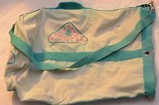Vintage Camp Beverly Hills Duffel Bag W/Original Strap (W/Flaws)
