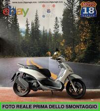 Disponibili Ricambi scooter usati motore forcella cerchio Piaggio Beverly 350 ie