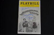 DONNA MURPHY signed Autogramm In Person Programmheft SPIDER-MAN 2