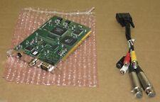 Viewcast Osprey 530 e SDI Analogue Digital Video Capture Card + cavo breakout