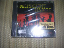 Delinquent Habits - Here Come the Horns CD sealed OOP NEW RARE