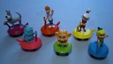Wendys 1990  Jetsons Movie Character Gliders  Set of 6
