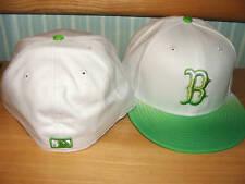 Boston Red Sox Fade Out Custom New Era Hat Cap 7 3/8