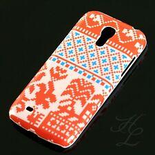 Samsung Galaxy s4 mini i9195, funda rígida Case Handy protección cáscara rojo rosa, estuche, protección
