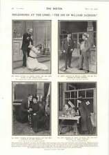 1906 Sin Of William Jackson Melodrama Miss Lily Brayton Matheson Lang