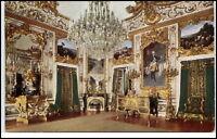 Herrenchiemsee Bayern AK ~1920/30 Königsschloß Arbeitszimmer Schloss Castle AK