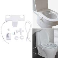 Bathroom Bidet Toilet Fresh Water Spray Clean Seat Non-Electric Kits Attachment