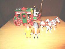 Playmobil - Westernkutsche ( Reno-Denver-St.Louis - Express ) mit 3 Figuren