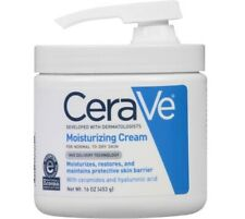 CeraVe Moisturizing Cream with Pump 16 oz. For Normal To Dry Skin
